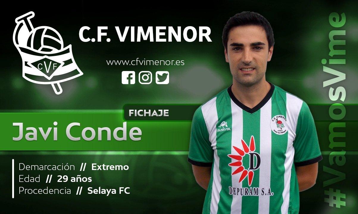Javi Conde